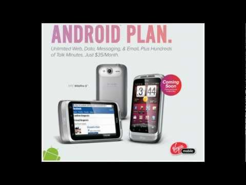 HTC Wildfire S - Virgin Mobile USA