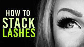 1 Minute Makeup Tutorial: Stacked Eyelashes