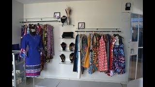 Boutique Interior Design  Industrial + Modern