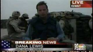 The Iraq Invasion Archive-Day 2-Dana Lewis reports from Kuwait
