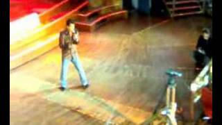 KWC - malaysian guy singing Elton John