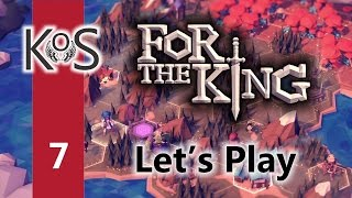Join me as I play For the King, an intriguing turn-based RPG where ...