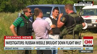 Missile which downed MH17 'owned by Russian brigade'