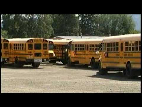 New year, new rides for Spokane Public Schools - YouTube
