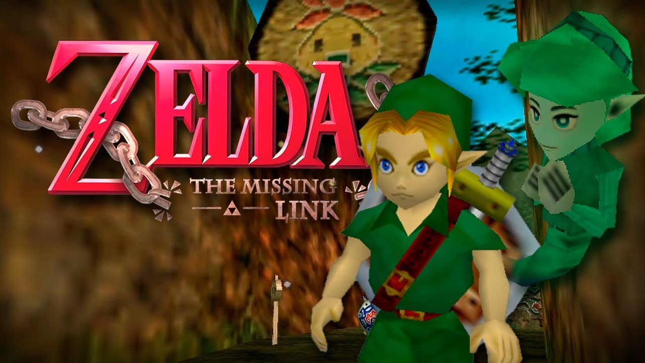 The Legend of Zelda: The Missing Link [PARTE 2] PT BR