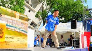 横浜DeNAベイスターズのスペシャルイベント「勝祭2016」の一環として行...