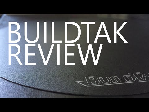BuildTak Review 3d Printing Surface