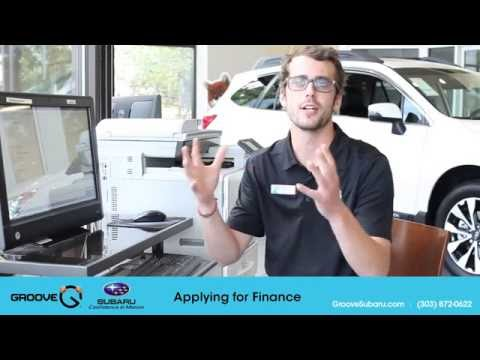 How Do I Apply For Auto Financing Online?
