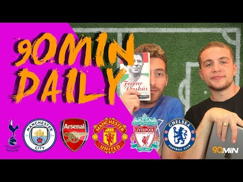 Ronaldo to rejoin Man United!? | Dani Alves to Man City!? | 60 minute matches!? | 90min Daily