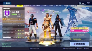 Fortnite breaking records we need a 4th!!!!Come sus the stream