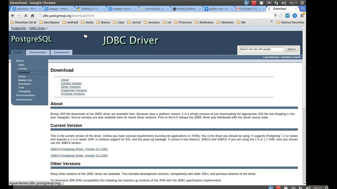 JBOSS POSTGRES WINDOWS 10 DOWNLOAD DRIVER