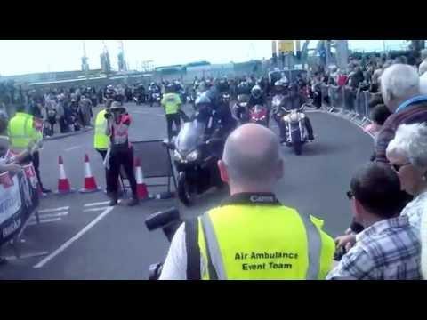Essex Air Ambulance Charity Motorcycle Run 2015