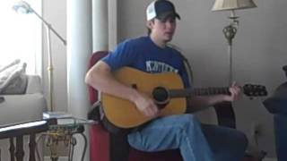 Jason Aldean - If She Could See Me Now (COVER)