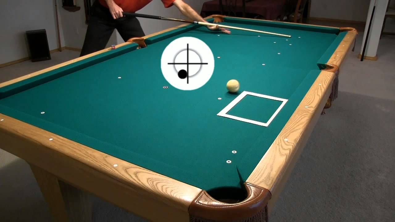 carom billiard diagram [ 1280 x 720 Pixel ]