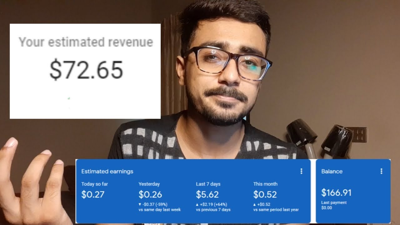 Top 3 Best Ways To Make Online with GOOGLE Adsence   Earn Money Online   HBA Services