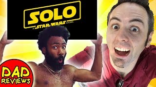 This is America Childish Gambino Reaction - Connection with SOLO: A Star Wars Story?