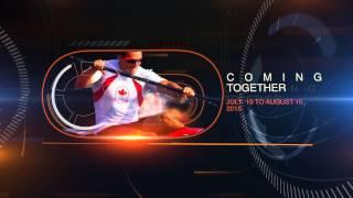 Pan am / Parapan am toronto 2015 - Las Perlas TV