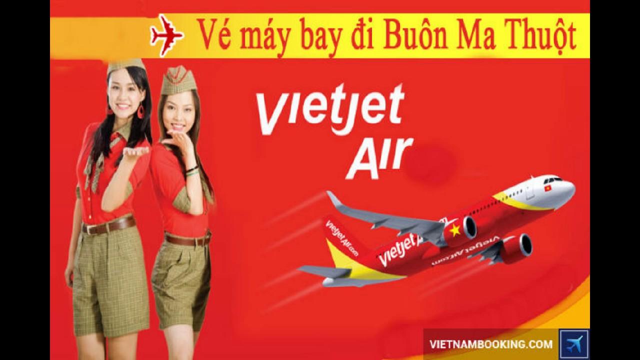 Giá vé máy bay Vietjet Hà Nội đi Buôn Ma Thuột_Mua vé bên dưới