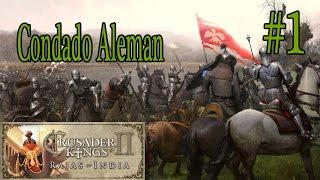 Crusader Kings 2 RoI - #1 - Condado Alemán - La luz del Norte