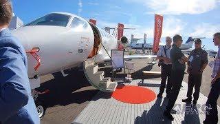 Airborne 10.24.19: SJ30i Flight Test, King Air 200 Hartzell, Honeywell Forecast