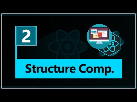 Create React Template #2 - Structure All Component & Install Things & React Router thumbnail