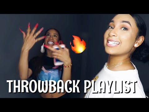 THROWBACK PLAYLIST 🔥 2000s SONGS