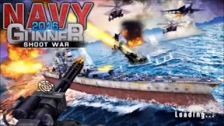 Navy Gunner Shoot War 3D