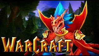 Historia de Warcraft Chronicles #11 | Los Imperios trol y las guerras Aqir