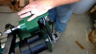 HARBOR FRIGHT  lathe issue you would want to deal with.