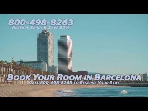 Barcelona Hotel Reservation Hotline 800-498-8263