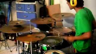 When I Dream About You - Gracenote Drum Cover