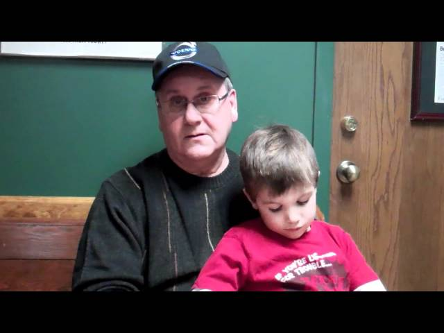 Grandsons Physical and Learning Disabilities Gone with Cranial Adjustments