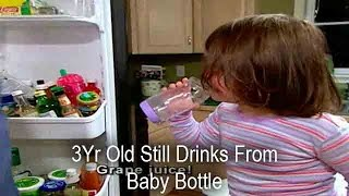 3Yr Old Still Drinks From BABY BOTTLE! | Supernanny USA