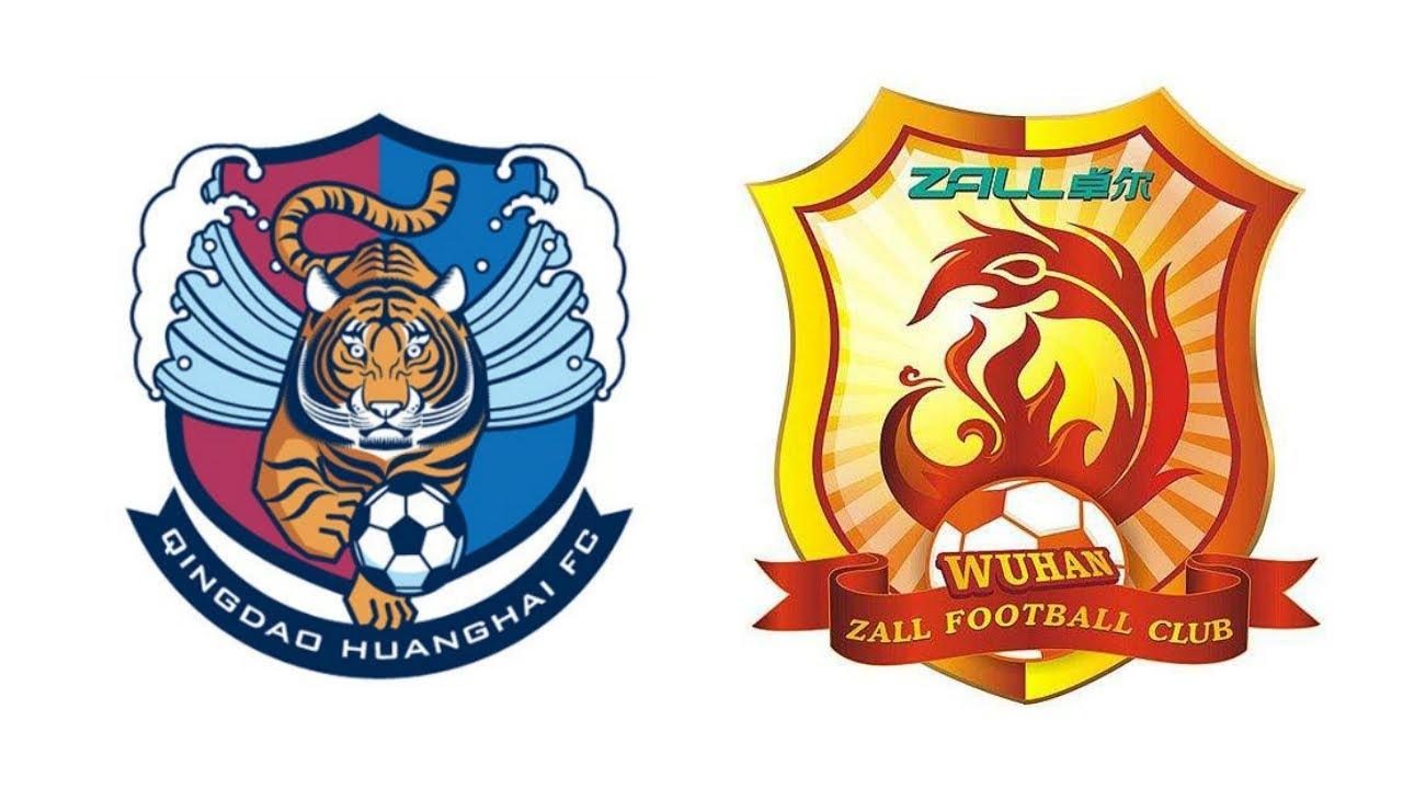 Round 20 - Qingdao Huanghai F.C. vs Wuhan ZALL
