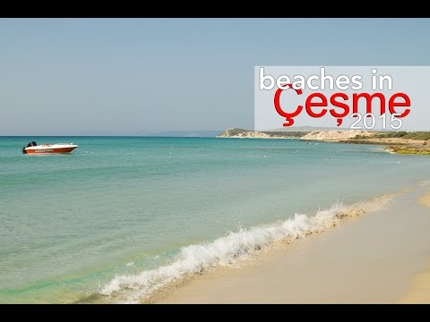 BEACHES & CITY of CESME Izmir 2015 - Rated different beach clubs