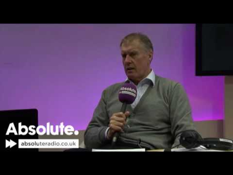 Interview with World Cup winner Sir Geoff Hurst