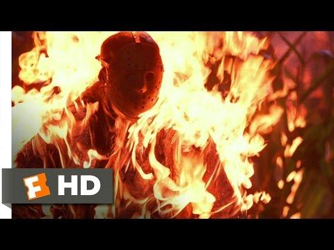 Freddy vs. Jason (3/10) Movie CLIP - Jason Crashes the Party (2003) HD