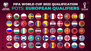 The european section of 2022 fifa world cup qualifiers will act as for cup, which be held in qatar, natio...