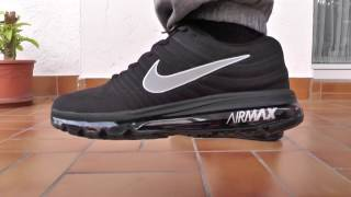 Nike Air Max 2017 unboxing + on Feet