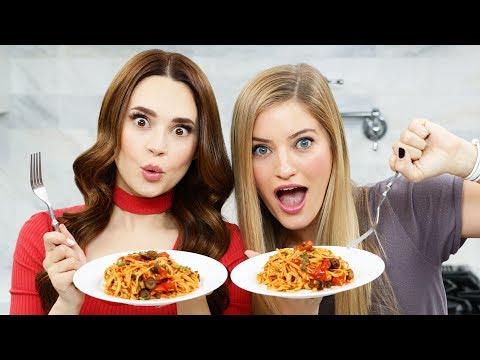 Nấu Pasta cùng Rossanna Pansino