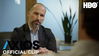 AXIOS On HBO: Dara Khosrowshahi on Saudi Arabia (Season 2 Episode 8 Clip) | HBO