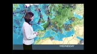 BBC Weather 19th August 2002