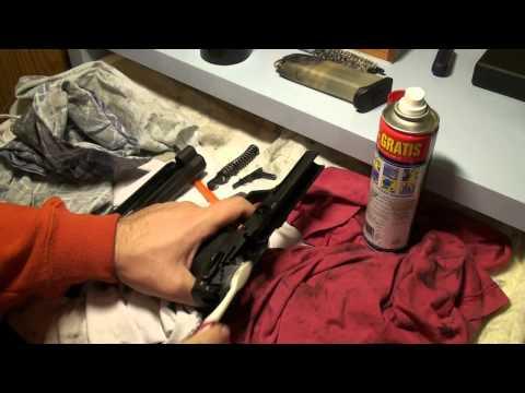 G's HD Gun Show: Gun Cleaning (HK USP) Tips 720p