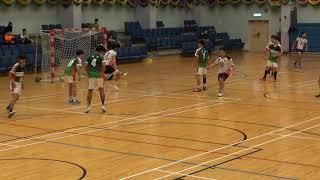 青松VS18破產-下半場精華(2018全港手球分齡賽-U19)