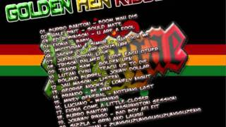 Burro Banton - Boom Wah Dis (Golden hen Riddim)
