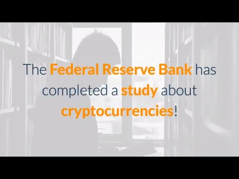 Federal Reserve Bank of St. Louis Bitcoin Study Results
