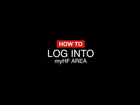 how-to-log-into-myhf-area