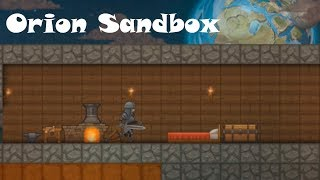 Orion Sandbox Железная броня 3 левл - Орион онлайн 1 часть