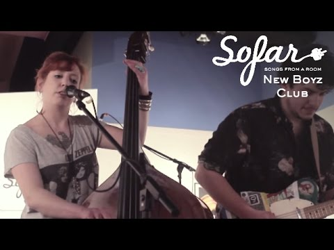 New Boyz Club - I KNOW WHY THE CAGED BIRD SINGS | Sofar Milwaukee