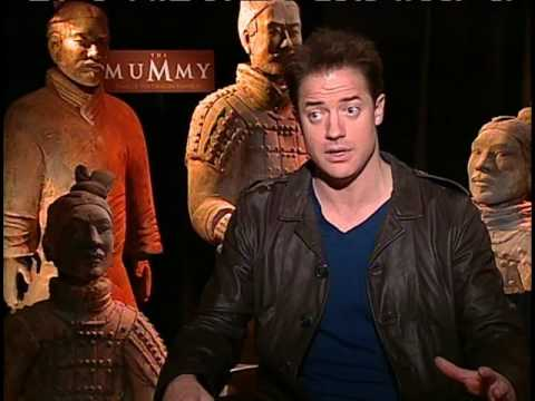 Brendan Fraser coked out in ?